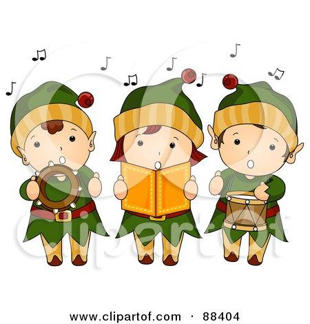 christmas singing elf yourself