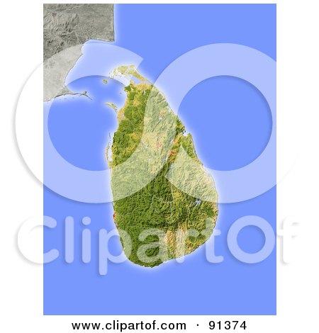 Sri Lanka Posters & Art Prints #1