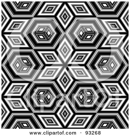 black background patterns. White Background Pattern