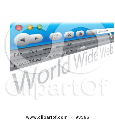 3d web browser with a password word collage posters art 3d web browser