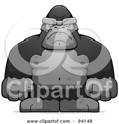 Tough Ape Hulk Posters, Art Prints