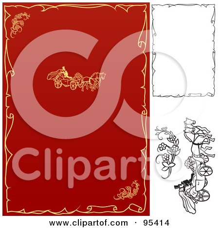 red black and white wedding invitations. Of Black And White And Red