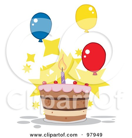 Birthday Cake Clip Free Animated Birthday Party Ideas