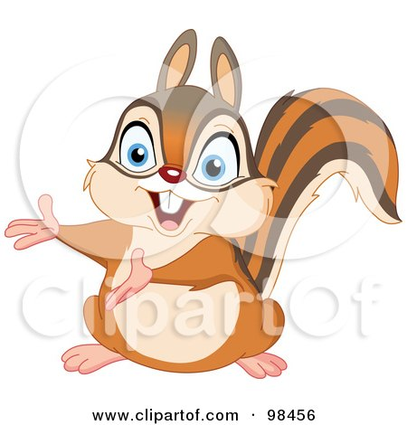 Clip Art Chipmunk Clipart royalty free rf clipart of chipmunks illustrations vector preview clipart