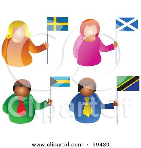 Royalty Free International Flag Illustrations by Prawny Page 1