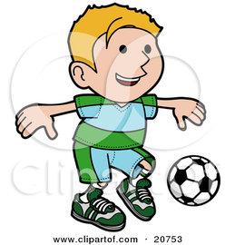 لعبة تلبيس لاعب كرة قدم