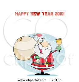 http://images.clipartof.com/small270/73156-Royalty-Free-RF-Clipart-Illustration-Of-A-Happy-New-Year-2010-Greeting-With-Santa-Ringing-A-Bell-And-Carrying-A-Sack.jpg