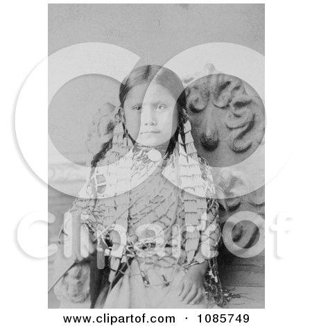 Standing Holy, Daughter of Sitting Bull - Free Historical Stock Photography by JVPD