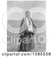Stock Photograph Of Two Charger Woman Brule American Indian Free Historical Stock Photography by JVPD