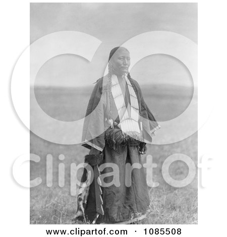 Stock Photograph of Two Charger Woman, Brule American Indian - Free Historical Stock Photography by JVPD