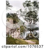 Stybarrow Crag Ullswater Lake District England United Kingdom Royalty Free Stock Photography