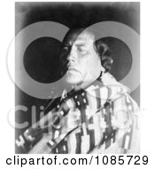 Survivor Of The Custer Massacre Curly Free Historical Stock Photography
