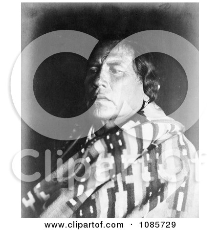 Survivor of the Custer Massacre, Curly - Free Historical Stock Photography by JVPD