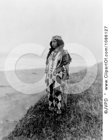 Talowa Woman - Free Historical Stock Photography by JVPD