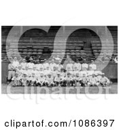 Team Portrait Of The New York Yankees Free Historical Baseball Stock Photography by JVPD