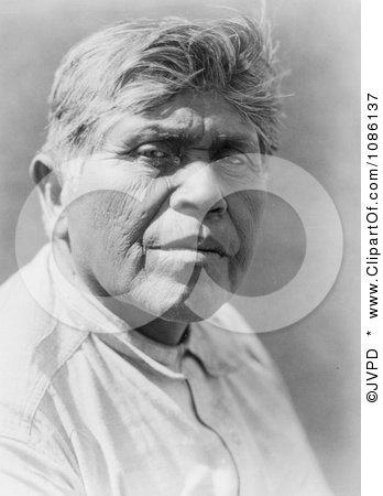 Tejon Serrano Man - Free Historical Stock Photography by JVPD