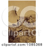Tepee Of Sai Ar Free Historical Stock Photography