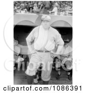 The Babe In Uniform Free Historical Baseball Stock Photography by JVPD