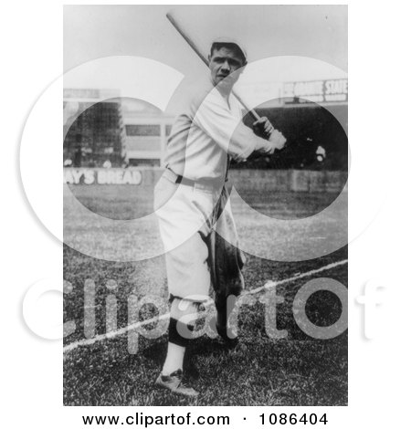 The Babe, The Great Bambino, Babe Ruth - Free Historical Baseball Stock Photography by JVPD