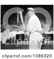 The Giants Baseball Player Jim Thorpe At Polo Grounds Holding A Baseball Bat Free Historical Baseball Stock Photography