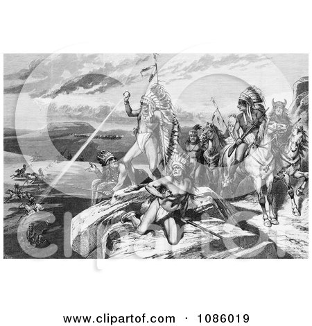 The New Indian War - Free Historical Stock Photography by JVPD