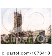The Parish Church Of St Mary Magdalene In Taunton Somerset England United Kingdom Royalty Free Stock Photography