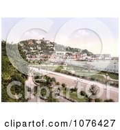 The Princess Gardens Along The Seafront In Torquay Devon England United Kingdom Royalty Free Stock Photography
