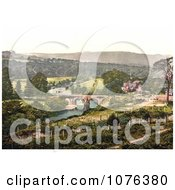 The Rothern Bridge Spanning The River Torridge Torrington Devon England United Kingdom Royalty Free Stock Photography