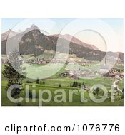The Town Of Reutte Tyrol Austria Royalty Free Stock Photography