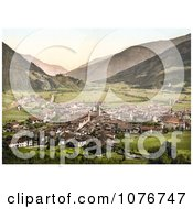 The Valley Village Of Sterzing Tyrol Austria Royalty Free Stock Photography