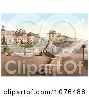 The Waterfront Park And Promenade In Lowestoft Suffolk East Anglia England UK Royalty Free Stock Photography