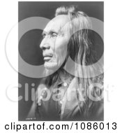 Three Eagles Nez Perce Indian Free Historical Stock Photography by JVPD