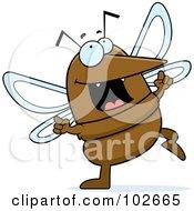 Happy Dancing Mosquito