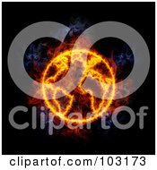 Blazing Earth Symbol
