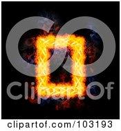 Blazing Frame Symbol