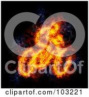 Blazin Cyclist Symbol