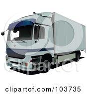 Big Rig Truck 4 by leonid