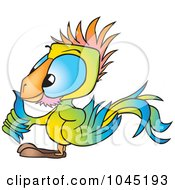 Colorful Parrot 3