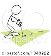 Stickler Golfing