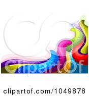 Twisty Rainbow Wave