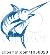 Blue Swordfish Logo
