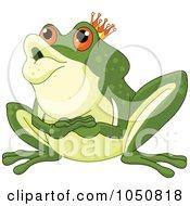 Frog Prince In Awe