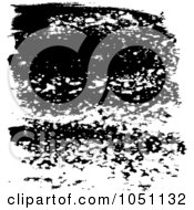 Royalty Free Vector Clip Art Illustration Of A Black And White Texture 7