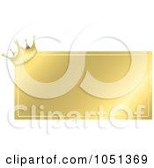 Golden Crown Label 1