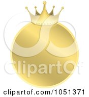 Golden Crown Label 4
