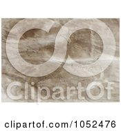 Royalty Free 3d Clip Art Illustration Of A Grungy Brown Paper Background