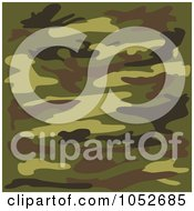 Royalty Free Vector Clip Art Illustration Of A Background Of Camouflage by yayayoyo