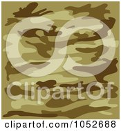Background Of Brown Camouflage