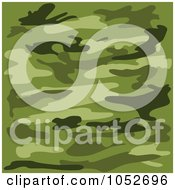 Background Of Green Camouflage