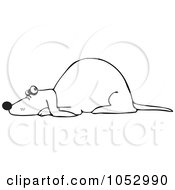 Royalty Free Rf Scared Dog Clipart Illustrations